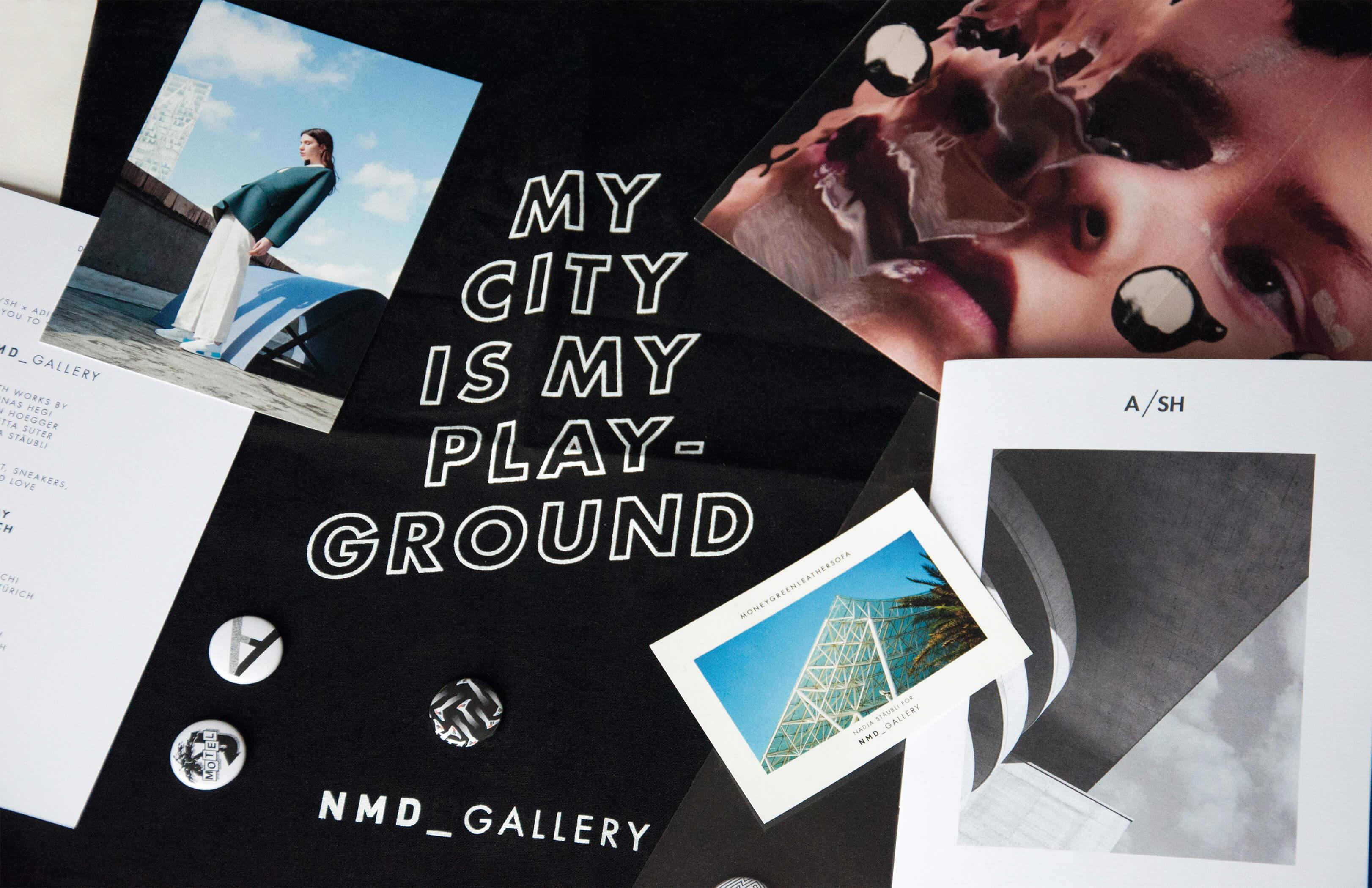 A/SH x adidas originals: NMD_Gallery