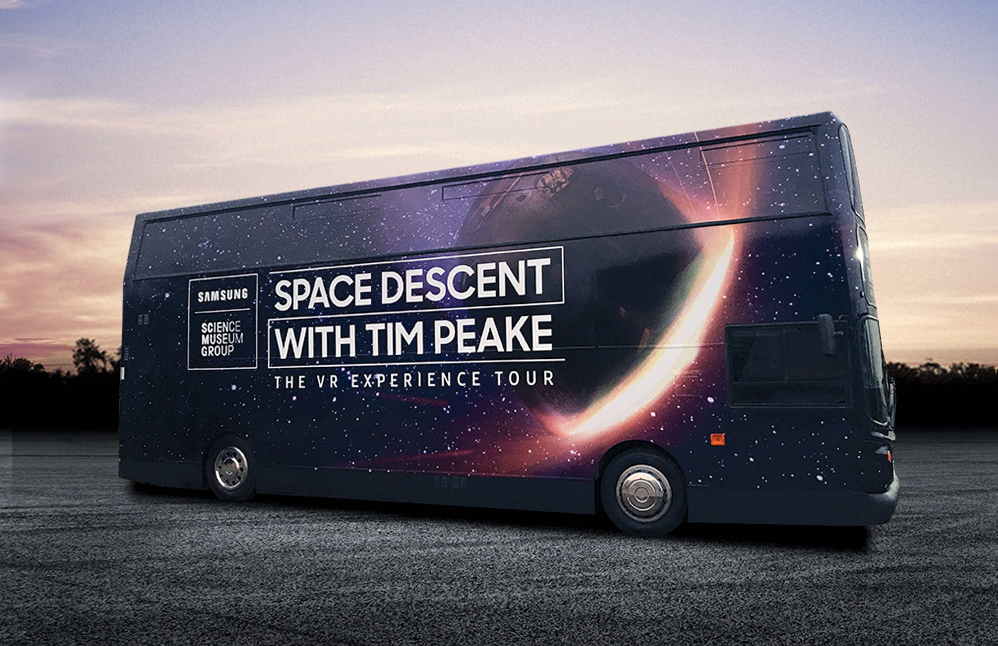Samsung × Science Museum: Space Descent